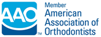 american association of orthodontists va logo