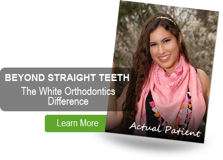 beyond straight teeth with braces The white orthodontics difference