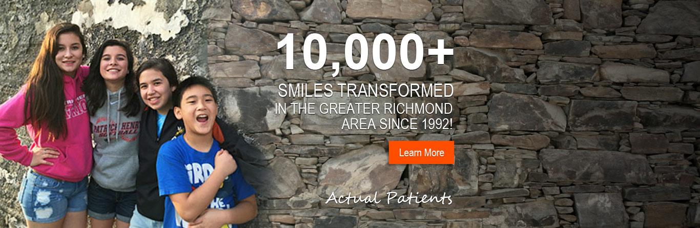 orthodontists richmond va