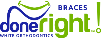 white orthodontics logo
