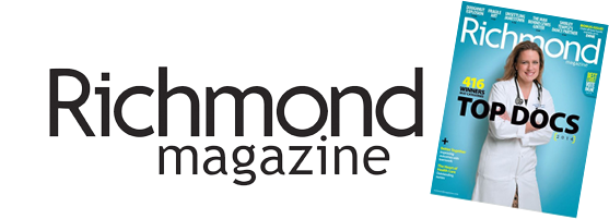 Rated Top Orthodontist Richmond Magazine VA