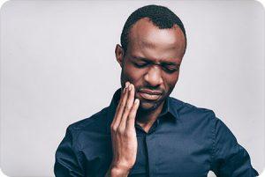 midlothian va orthodontist painful gums flossing