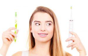 richmond orthodontist electric toothbrush braces